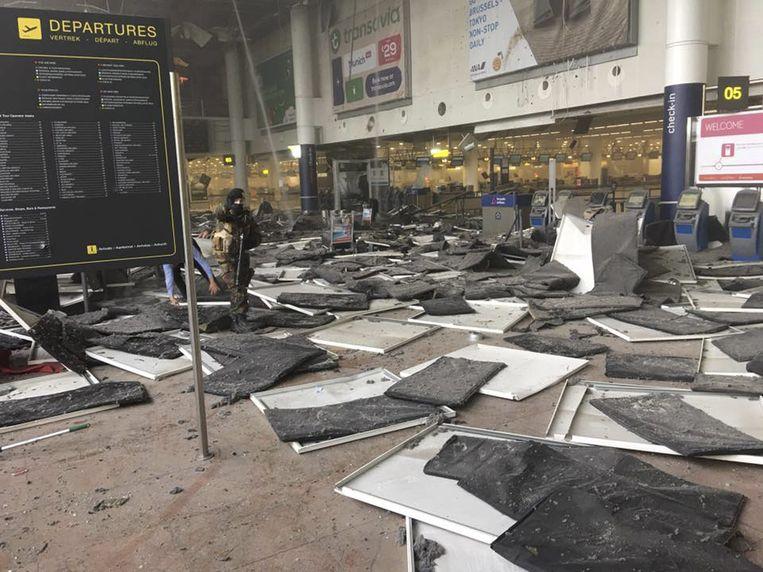 Dekt de verzekering een terroristische aanslag?